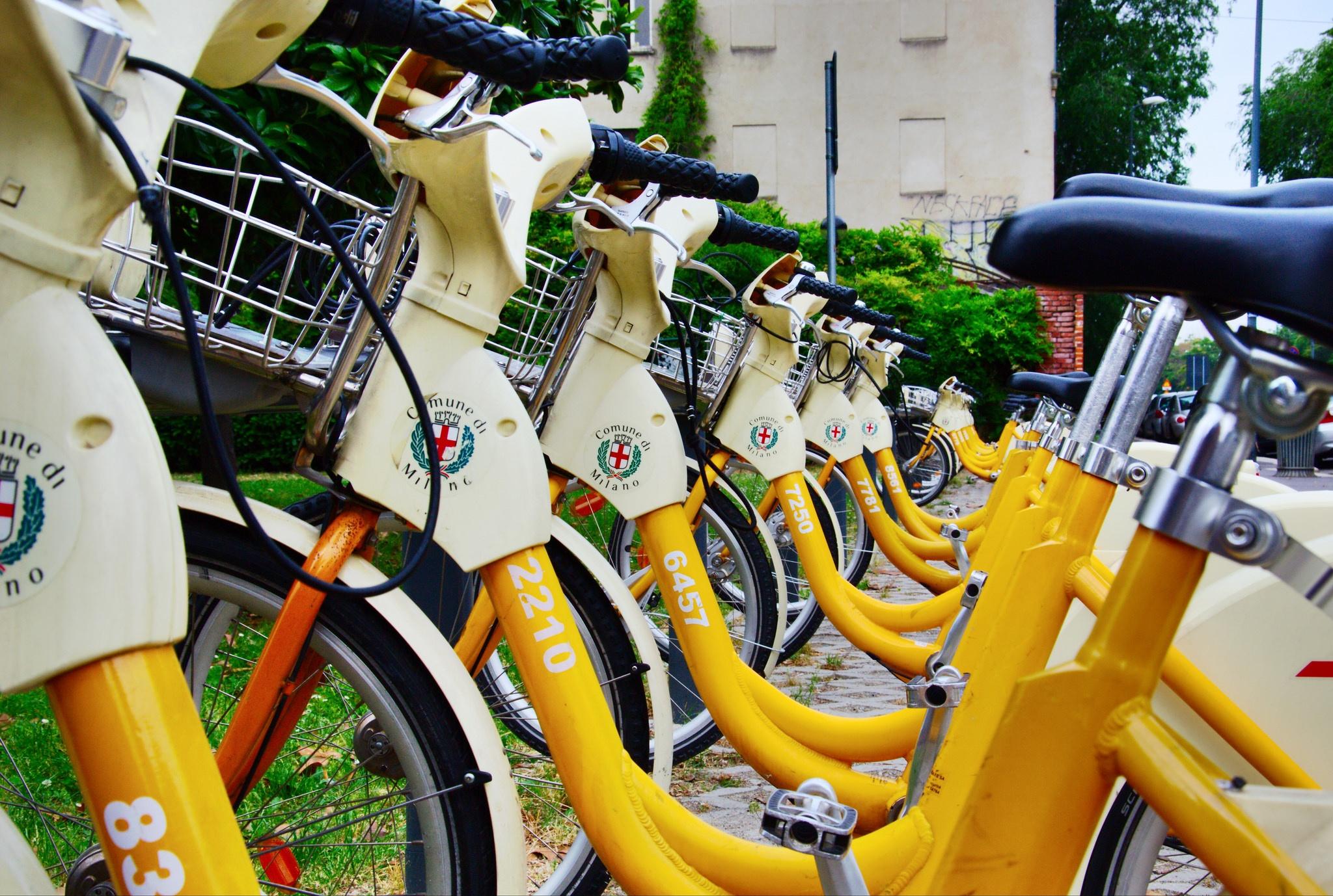 Worldwide Bikesharing (TSRC)