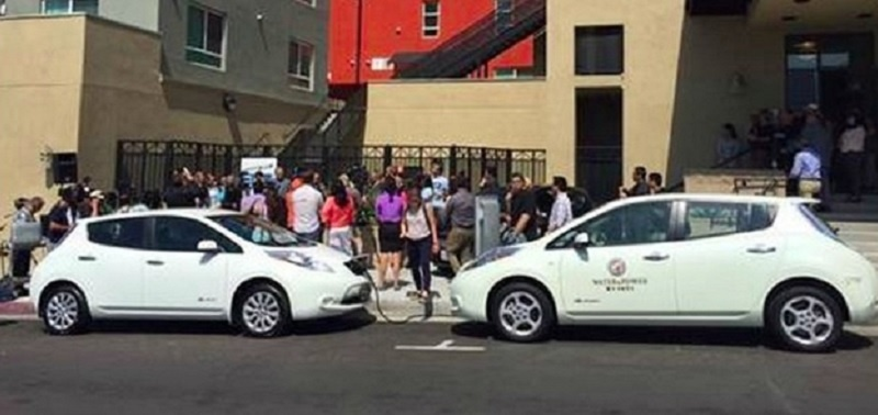 CityLab: L.A.'s Bold Plan to Bring Carshare to the Poor