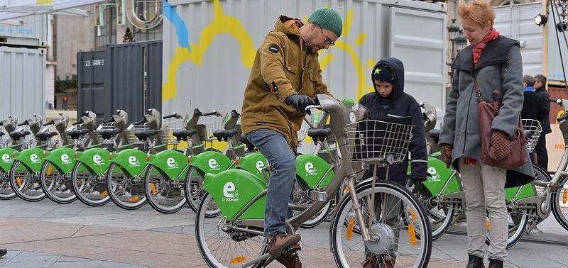 The Tech that Can Turn a Bikeshare Bike into an E-Bike