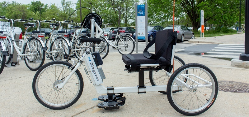 Can Bikesharing Serve Disabled Riders? | Shared Use Mobility Center