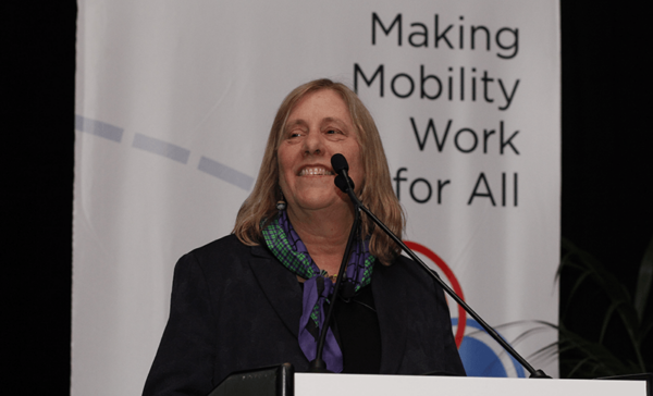 Sharon Feigon: Shared Mobility Pioneer