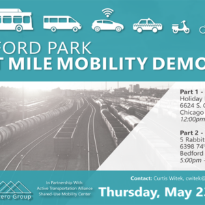 Events for May 23, 2019 Shared-Use Mobility Center